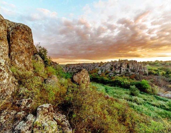 "Тур ""2 каньона + Трикратский лес лабиринт"" 1"