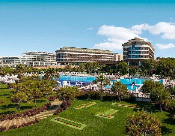 Тур в отель Voyage Belek Golf & SPA 5* 45
