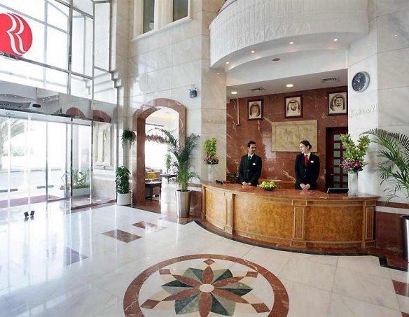 Тур в отель Ramada Beach Ajman 4* 5