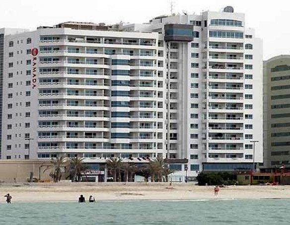 Тур в отель Ramada Beach Ajman 4* 1