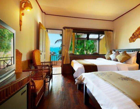 Тур в отель Coral Cove Chalet 3*  2