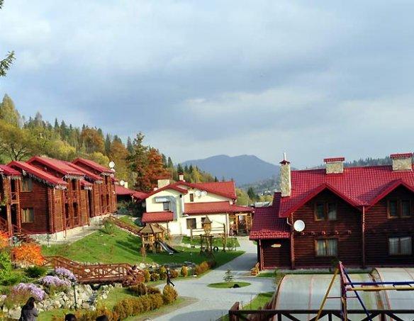 Тур на базу отдыха Славянка 4