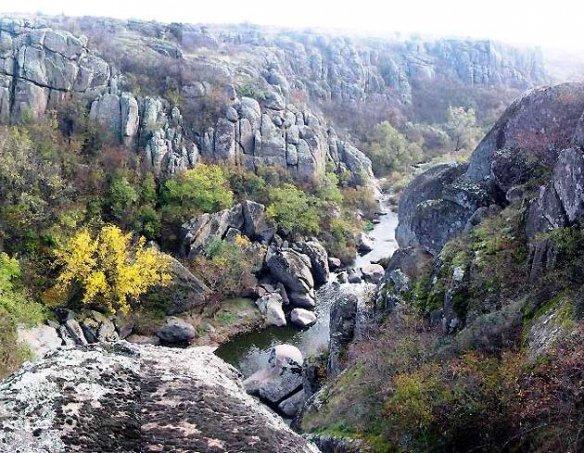 """Тур """"Актовский каньон + Трикратский лес лабиринт"""" 3"""