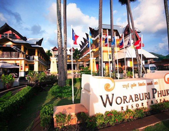Тур в отель Woraburi Resort Phuket 5* 1