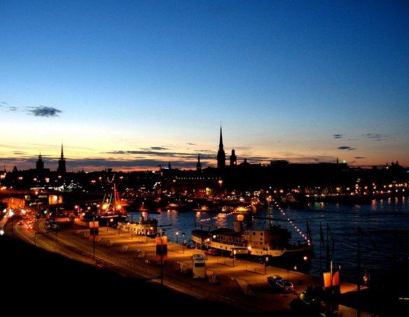 Швеция 8