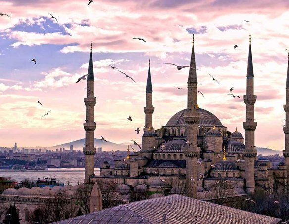 Турция 35